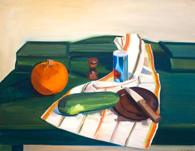 , 'Still Life with Pumpkin,' 1975, Reynolds Gallery