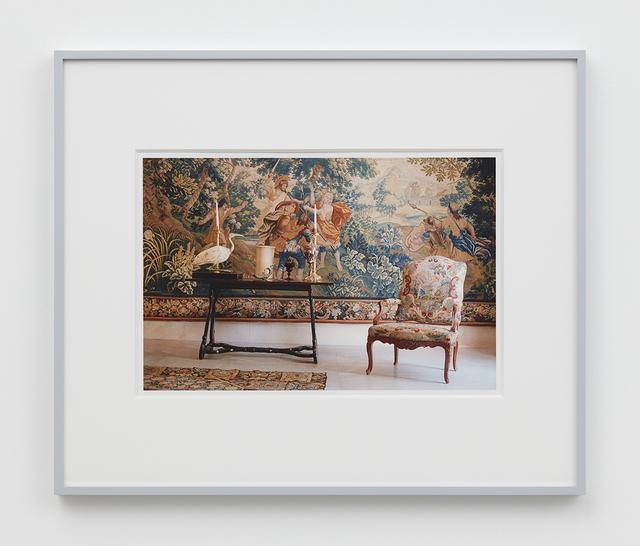 , 'Villa Iolas (Egyptian Ibis, Tapestry),' , David Kordansky Gallery