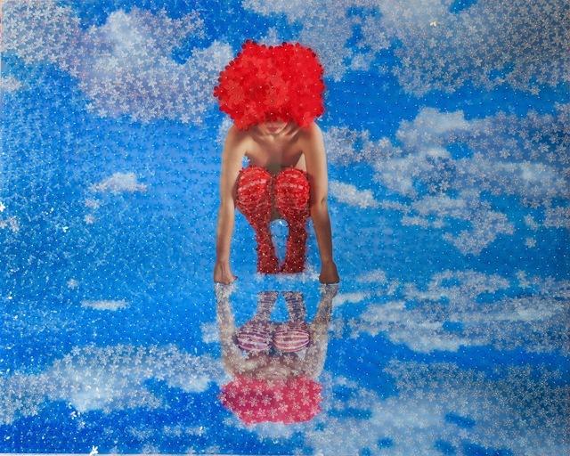 , 'Reflejada,' 2013, CYNTHIA-REEVES