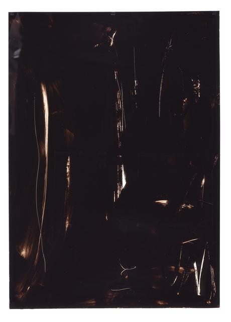 , 'Ohne Titel (Folienzeichnung 58),' 1990, Jahn und Jahn