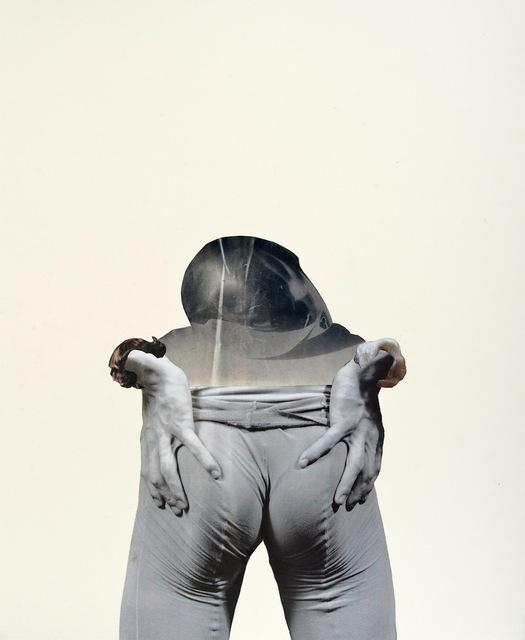 , 'Ready at rest,' 2013, Klowden Mann