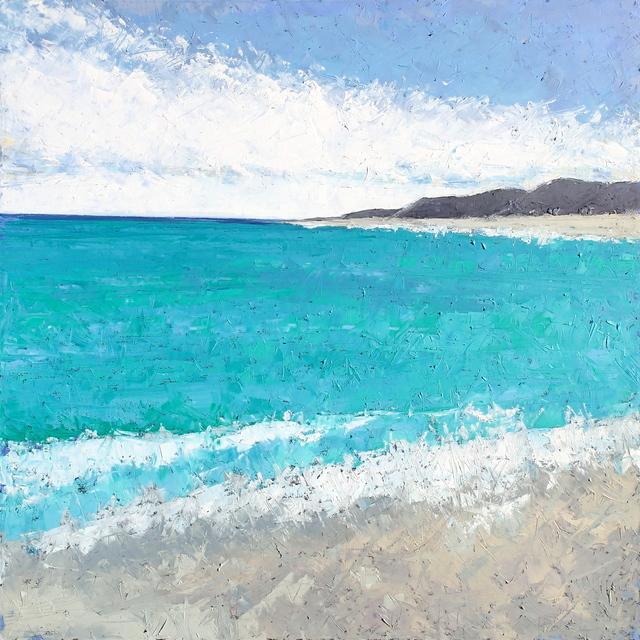 Alison Haley Paul, 'Aquamarine', ÆRENA Galleries and Gardens