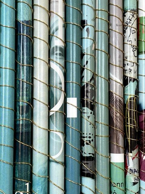 Nicole Salimbene, 'ARTFORUM TAPESTRY VIII', 2020, Sculpture, Artforum magazine pages, wire, waxed linen thread, metal, Washington Project for the Arts Benefit Auction