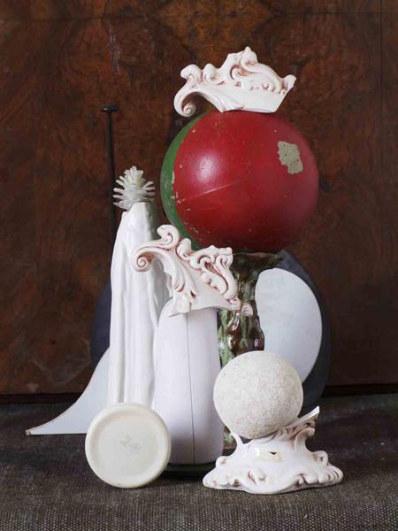 , 'Bal Baroque,' 2014, Hopstreet