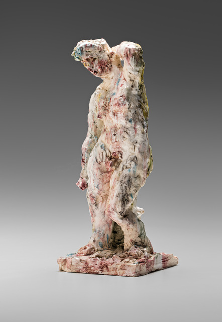 , 'Statue (arm raised),' 2015, Niagara Galleries