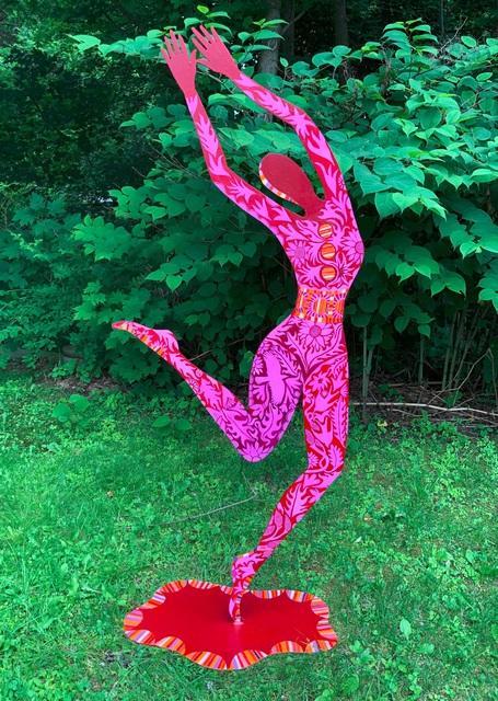"Danielle Mailer, '""Dance For Life""', 2018, Ezair Gallery"