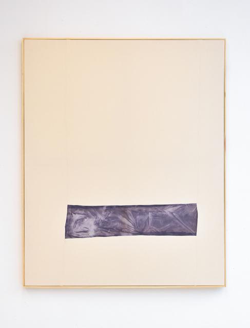 Minh Dũng Vũ, 'O.T', 2020, Painting, Acrylic,Seiden,Holz und genähte Leinwand, GALERIE BENJAMIN ECK