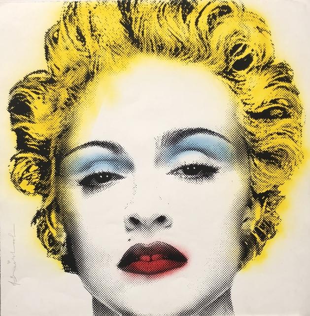Mr. Brainwash, 'Madonna', 2011, Denis Bloch Fine Art