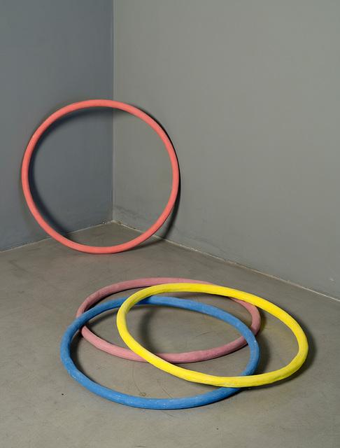 , 'HULA HOOP,' 2016, Studio SALES di Norberto Ruggeri
