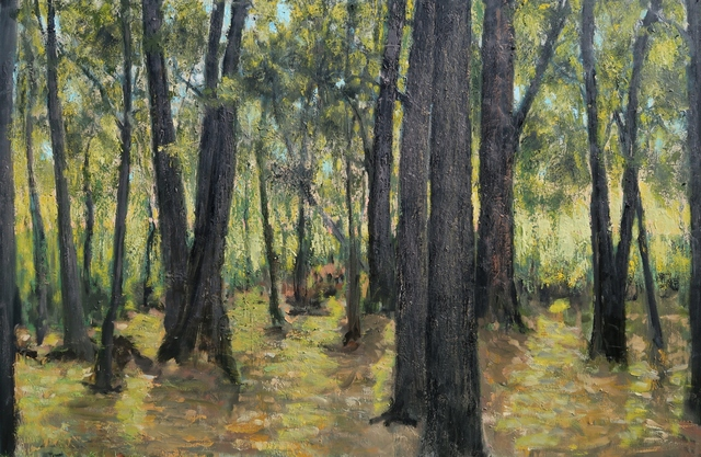 , 'Sous bois,' , Hugo Galerie