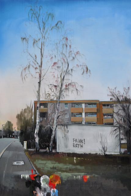 , 'Verwurzelt Vl,' 2019, Galerie Barbara von Stechow