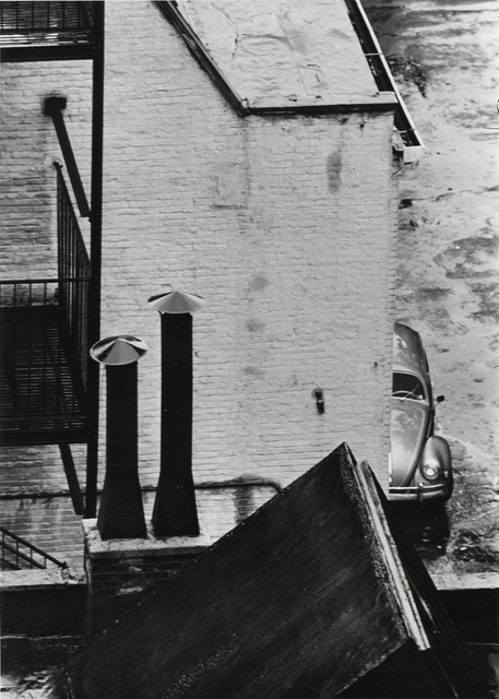 André Kertész, 'Untitled (street view)', 1962, GALLERY FIFTY ONE