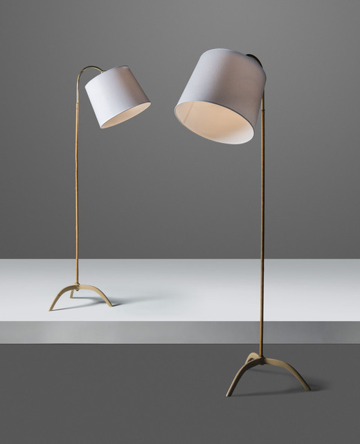 Paavo Tynell, 'A pair of standard lamps, model no. 6096', designed circa 1953, Christie's