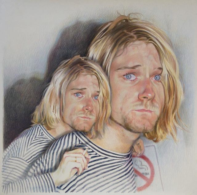 , 'Kurt & Son,' 2015, Zevitas Marcus