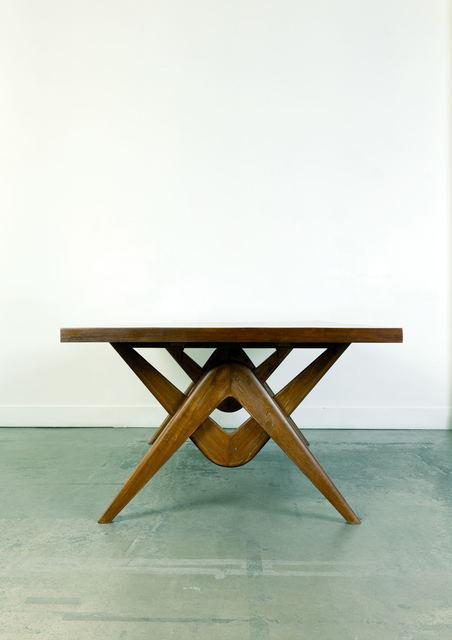 Pierre Jeanneret, 'Committee table Table de conférence', 1963, Leclere