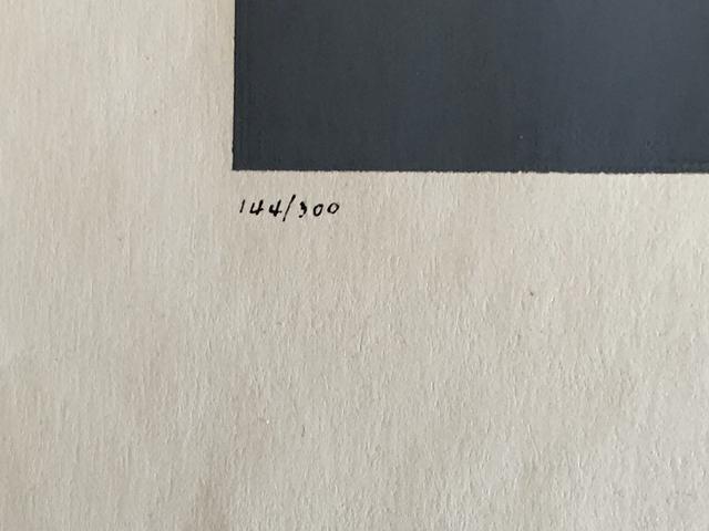 Sophie Taeuber-Arp, 'Untitled', ca. 1950, Print, Serigraph, iMuseum Vegas