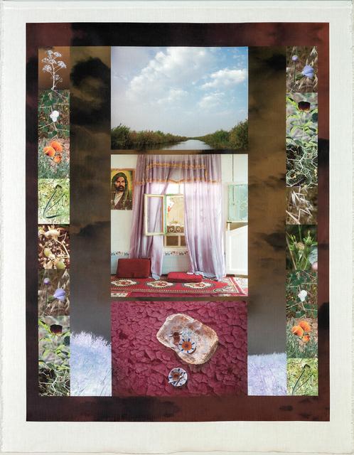 Meridel Rubenstein, 'Amethyst Room, Southern Iraq', Brian Gross Fine Art
