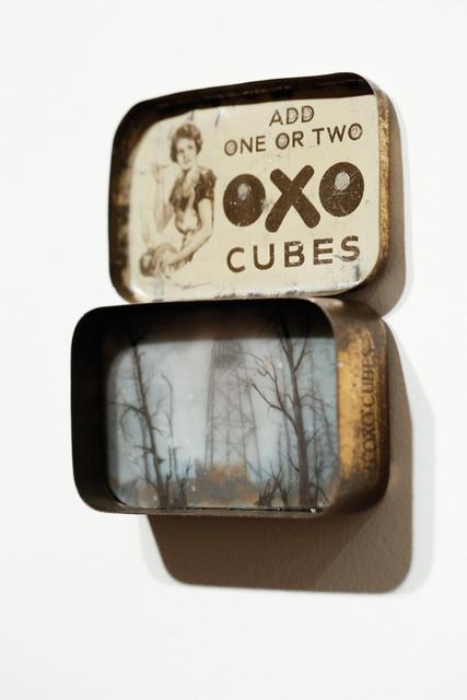 , 'OXO Tower Tin,' 2018, Paradigm Gallery + Studio