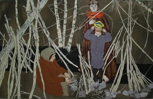 Maya Hewitt, 'Crawl Space', 2019, NUNU FINE ART