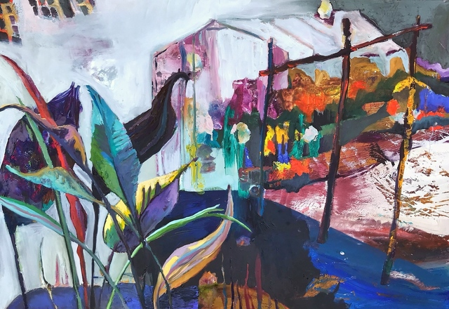 """, '""""Viento de Ibiza"""",' 2018, Z Contemporary"""
