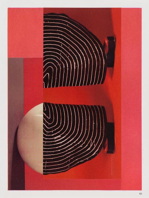 , 'Horizontal Split Spheres,' 2018, Alter Space