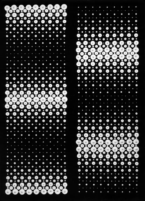 Almir Mavignier, 'Konvex-Konkav II', 1962, Guggenheim Museum