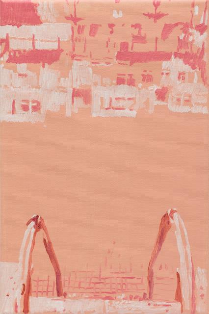 , 'Goal 2,' 2018, Galerie Zwart Huis