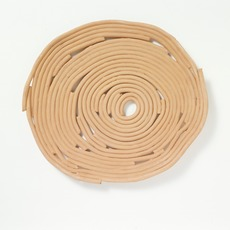 , 'Object in extruded ceramic (Ogetti in ceramica trafilata),' , Triennale Design Museum