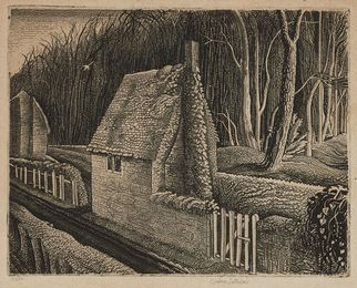Cottage in Dorset, Wood End [Tassi 28]