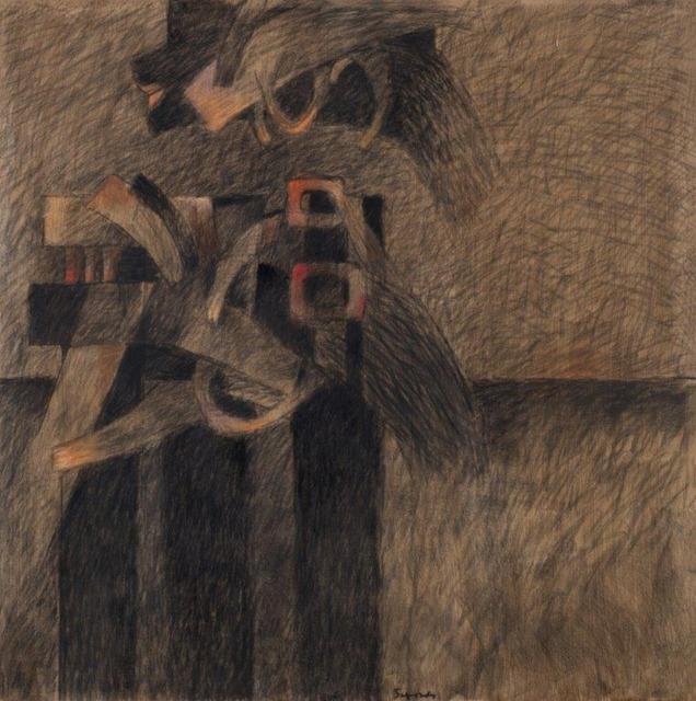 Fernando de Szyszlo, 'Trashumantes III', 2015, Galería Duque Arango