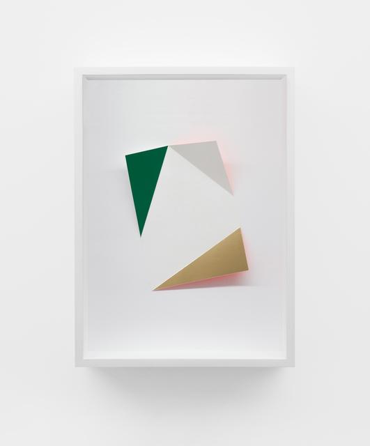 , 'WP136,' 2014, Galerie Christian Lethert