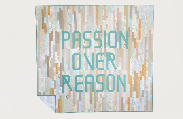 , 'Passion Over Reason / La passion avant la raison,' 2014, Fogo Island Arts