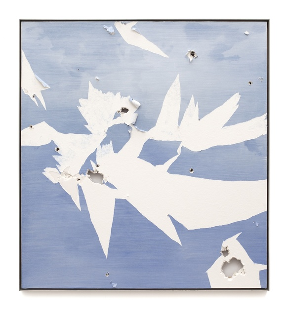 , 'Air Tears (Untitled 37),' 2011, Peter Blake Gallery