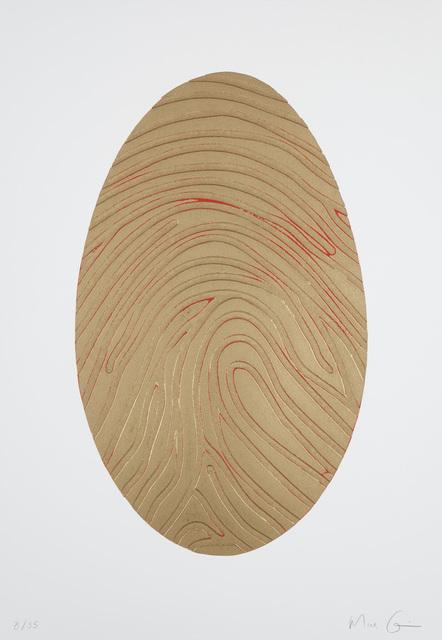 Marc Quinn, 'Labyrinth AU', 2014, Human Reproduction