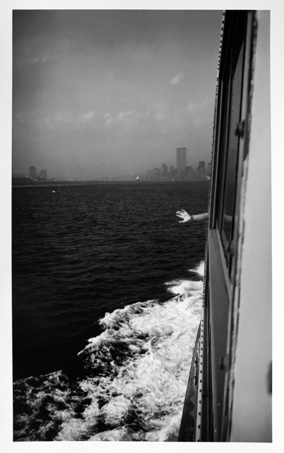 , 'Twin Towers, Staten Island Ferry,' 2000, 99Prints