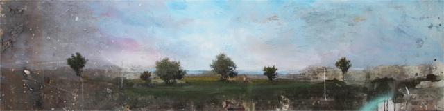 , 'Grunwald,' 2017, Galerie de Bellefeuille