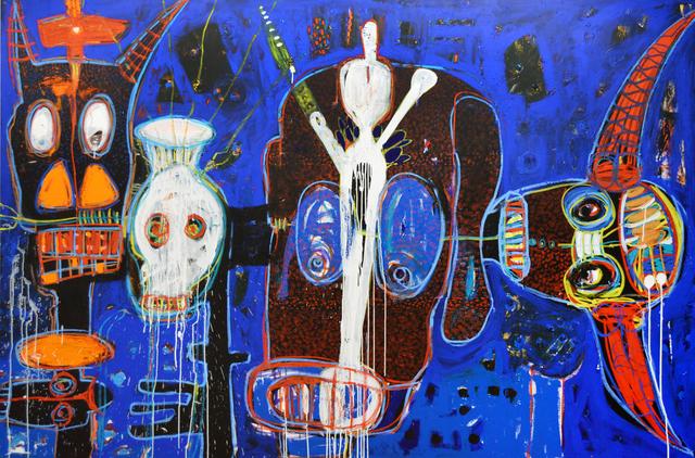 , 'Gri Gri  I,' 2016, Ethan Cohen New York