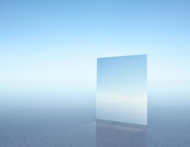, 'Mirror 21,' 2017, Robert Mann Gallery