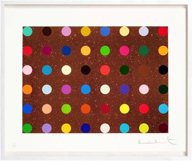 , 'Spot Print - Proctolin,' 2008, Samuel Owen Gallery