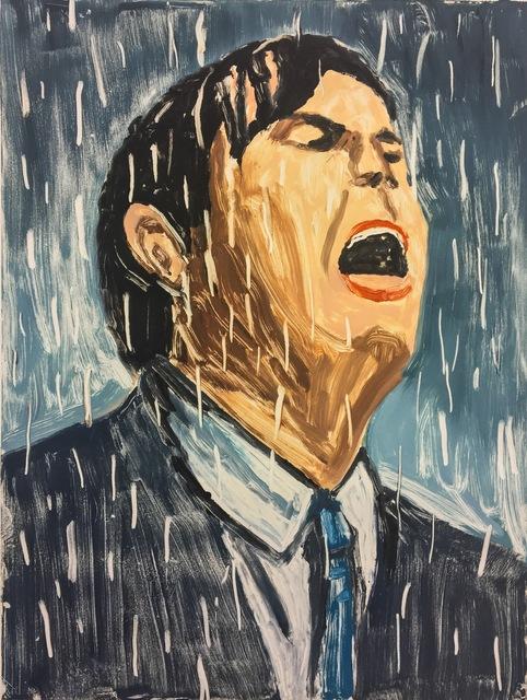 , 'Untitled (Rain II),' 2017, Cross Contemporary Partners