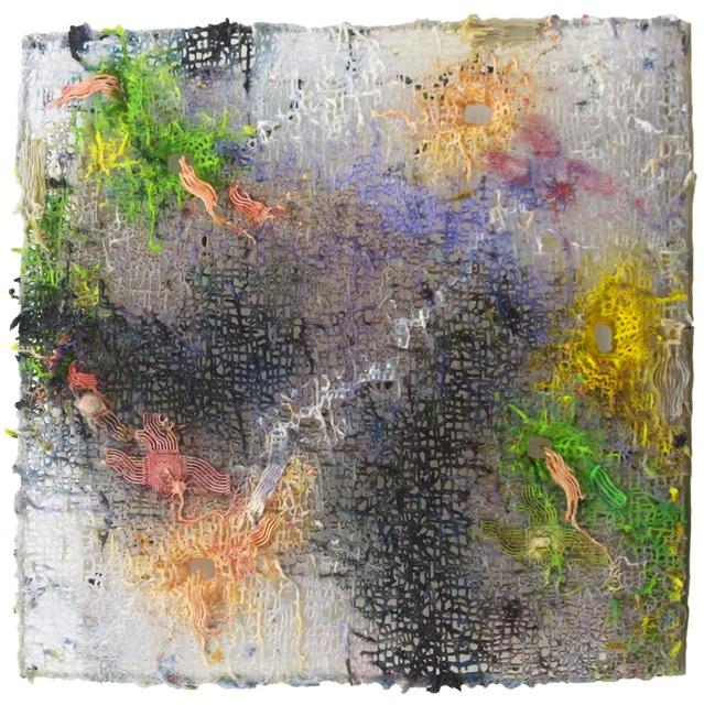 Fabian Marcaccio, 'Pictorial Wormhole', 2017, Ethan Cohen New York