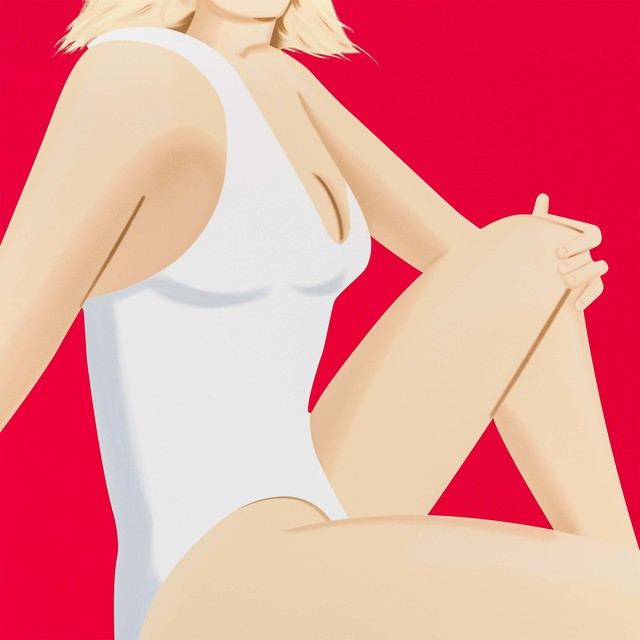 Alex Katz, 'Coca Cola Girl 7 (Portfolio of 9)', 2019, Aurifer AG