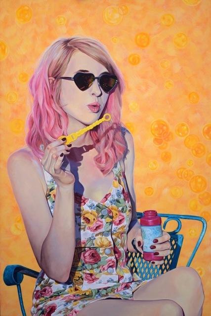 , 'Bubble Trouble,' , RJD Gallery