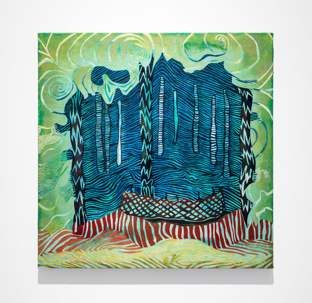 , 'CB,' 2014, McClain Gallery