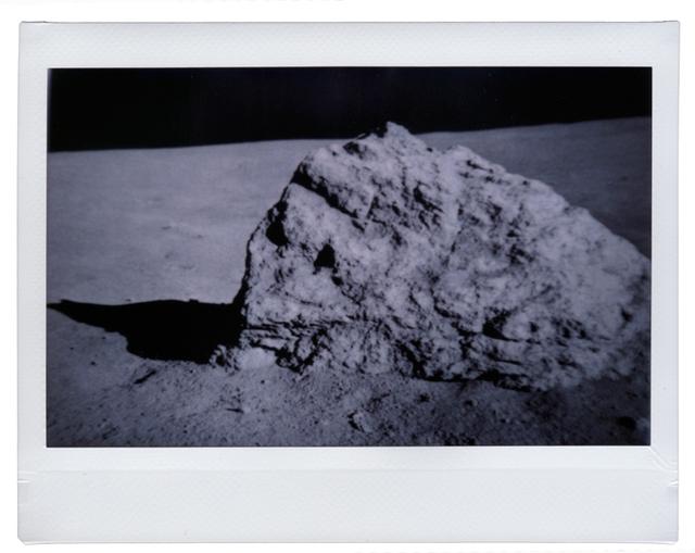 , 'Large rock_Moon,' 2013, Pasto