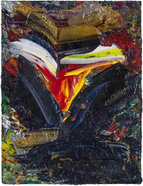 Lucas Samaras, 'Untitled', 2000, Painting, Acrylic on paper, Doyle