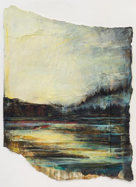Ann-Helen English, 'The Uncertain Hour II', 2019, Joanna Bryant & Julian Page