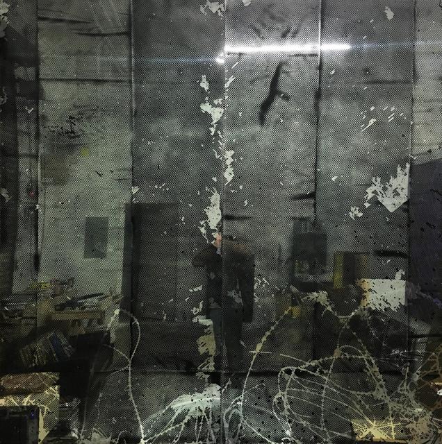, 'Grid Painting,' 2015, Alfa Gallery