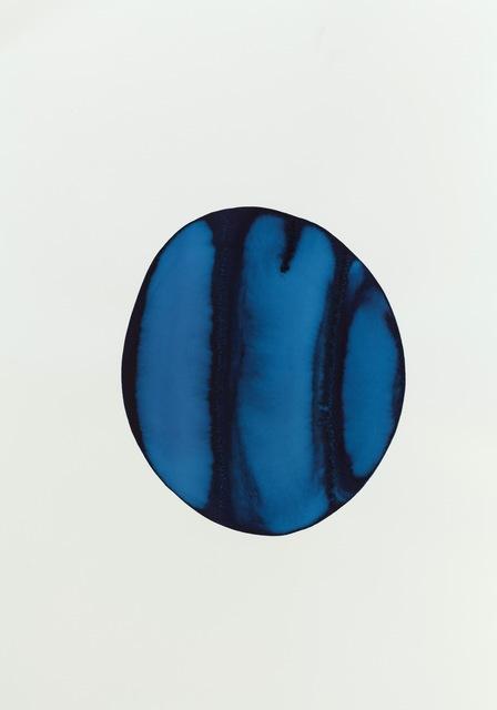 , 'Songe de pierre, Lapis Lazuli,' 2018, Spazio Nobile