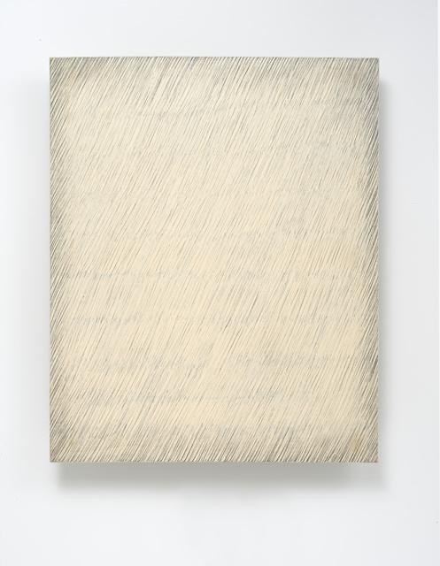 , 'Ecriture No. 37-73,' 1973, White Cube